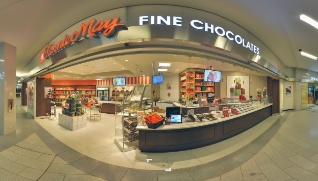 Fannie May Fine Chocolates 360 Tour Published