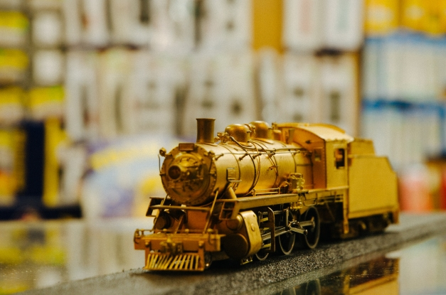 Golden Train