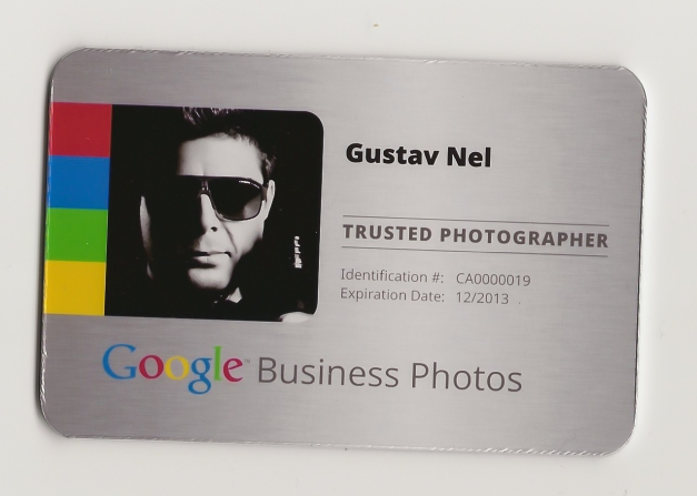 My Google ID FRONT